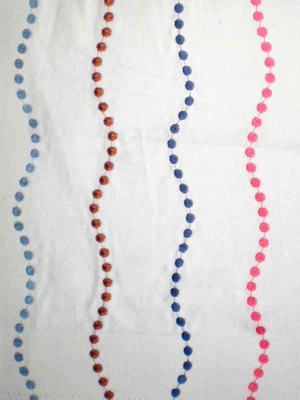 jane churchill bubble stripe