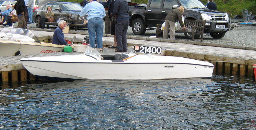 Albatross boat for sale