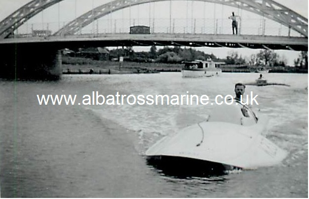 albatross boat