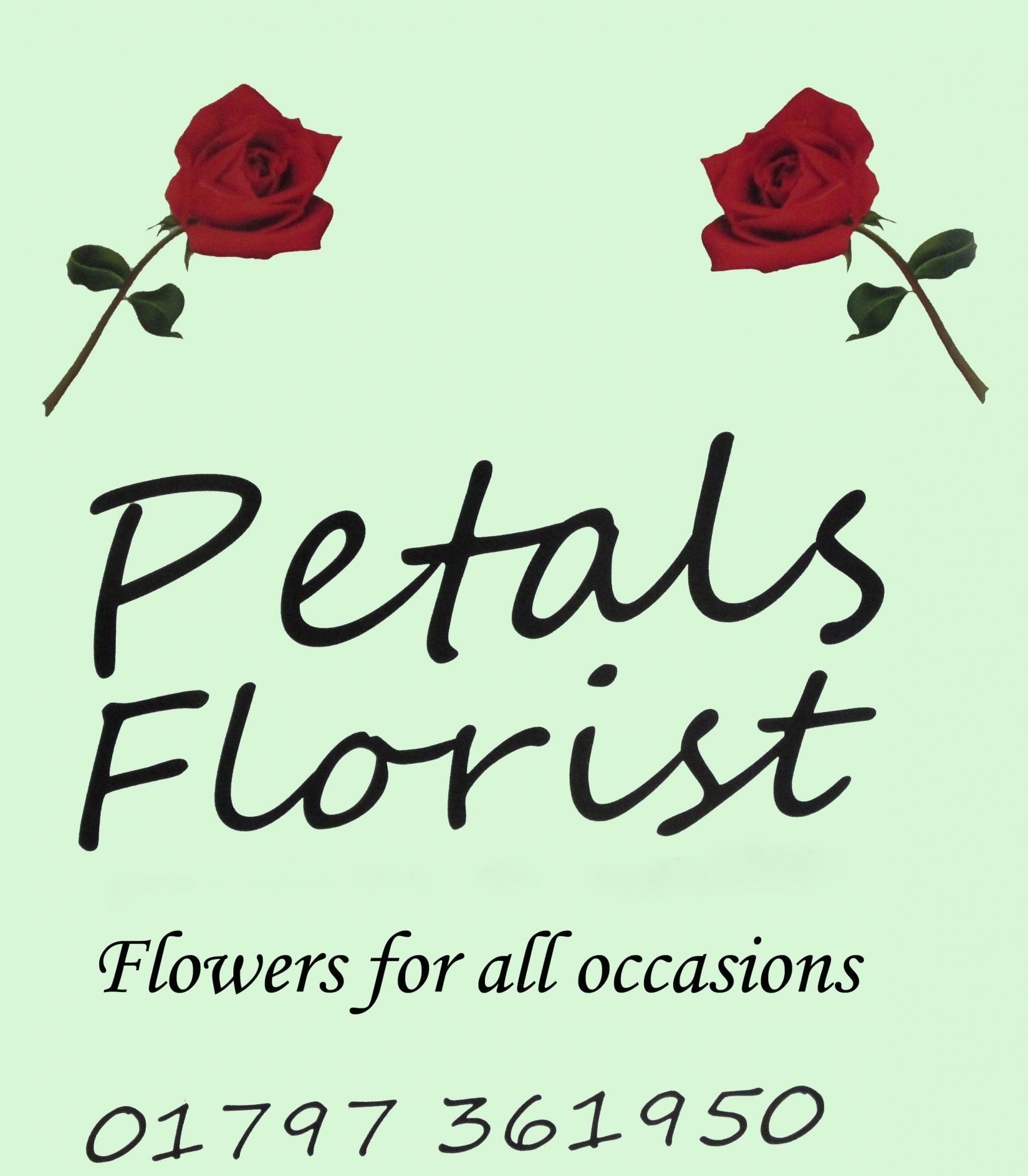 Petals Florist New Romney