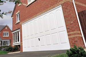 Double Up & Over Garage door