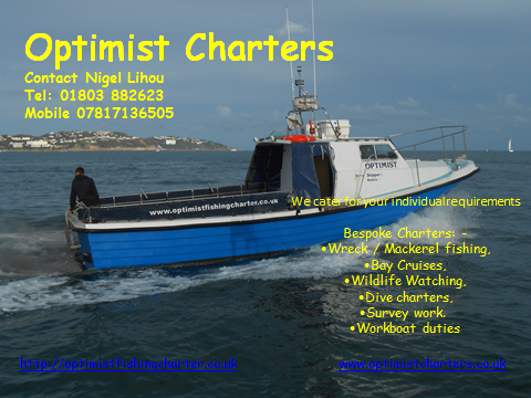Optimist Fishing Charter