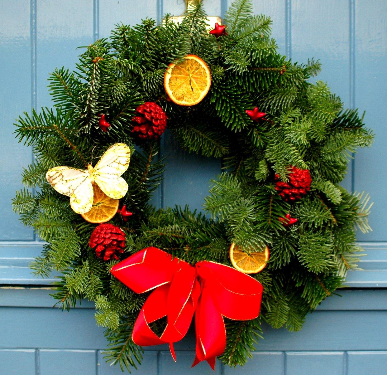 Christmas Wreath Prices