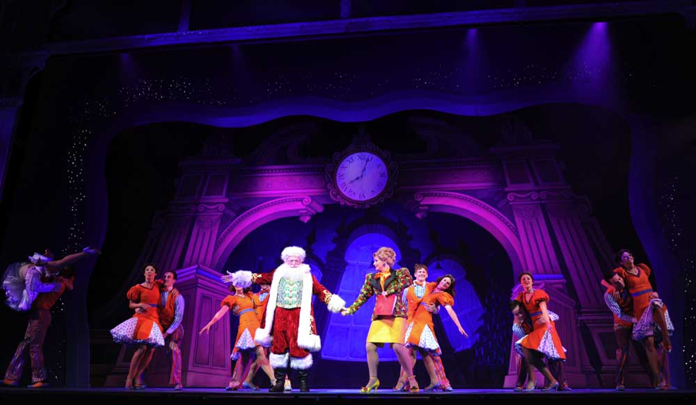 Wellington Scenic Santa Claus The Musical